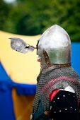 Medieval Knight Profile