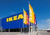 Ikea Store in Samara Russia