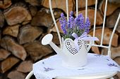 Lavender Decoration