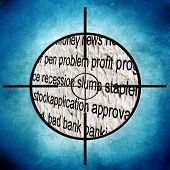 Recession Slump Target