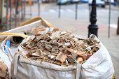 Full Construction Waste Debris Bags