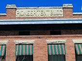 Architectural Details - 1910 Landmark