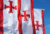 Flags Of The Town Bad Pyrmont