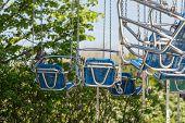 Swing Ride Seats