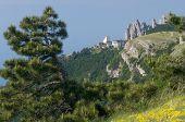 View On Ai-petri, Crimea