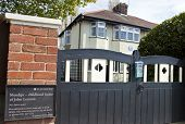Childhood Home Of John Lennon In Liverpool