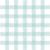 Seamless blue plaid pattern