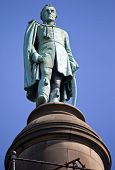 Duke Of Wellington Statue In Liverpool