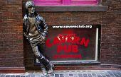 John Lennon Statue In Liverpool