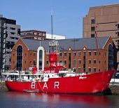Radio Caroline In Liverpool