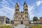 Church Of The Assumption In Andernach