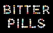 Bitter Pills Medicine