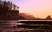 Oregon Coast Sunset, USA
