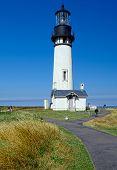 Yaquina Head Light House, Oregon Coast USA