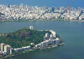 Rio de Janeiro city view
