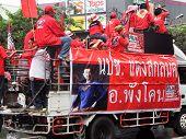 Rally in Bangkok