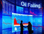 Business Agreement About Oil Falling