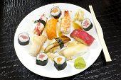 Assorted Sushi Platter