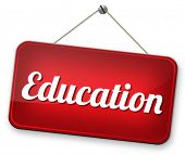 education learning and study to gather knowledge and wisdom building knowledge go to school college