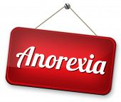 picture of anorexia nervosa  - anorexia nervosa eating disorder with under weight as symptoms needs prevention and treatment is caused by extreme dieting - JPG