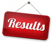 test results and succeed business success be a winner in business elections pop poll or sports result test result business report election results