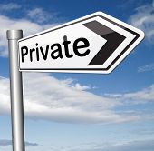 private information privacy and personal info