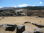 Plateau Below Sacsayhuaman