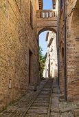 Historic Town Of  Spello (umbria, Italy)