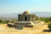 jain temple in kumbhalgarh fort - rajasthan india
