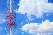 Sky,and, antenna