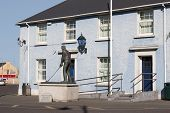 Garda Station In Ballybunion County Kerry, Ireland