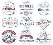Bicycle Builder Set 1 Colored