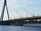River Daugava To Vansu Bridge