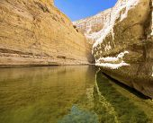 A Deep Gorge