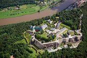 Fortress Koenigstein, Saxony, Germany