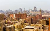 View Of City Center Of Cairo - Egypt