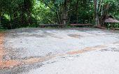 Old Parking Lot