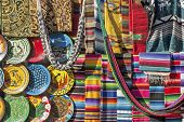 Colorful Mexican Handicraft
