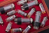 Audio vacuum tubes