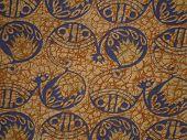 Old batik pattern