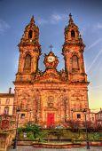 Saint Jacques Chuch Of Luneville - France, Lorraine