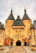 Porte De La Craffe, A Medieval Gate In Nancy - Lorraine, France