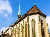 The French Church In Bern - Switzerland