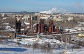 Nizhny Tagil factory based Demidov dynasty in 1725. Factory - Museum. Sverdlovsk region. Russia.