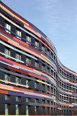 BSU building in Hamburg, Germany