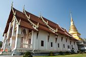 Wat Phrathat Chang Kham, Nan,thailand
