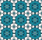 Pattern in turkish style