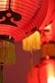 Lantern Of Chinese  - Stock Image
