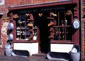 Victorian hardware store, Dudley.