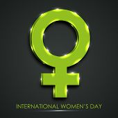 Women's Day Background.
